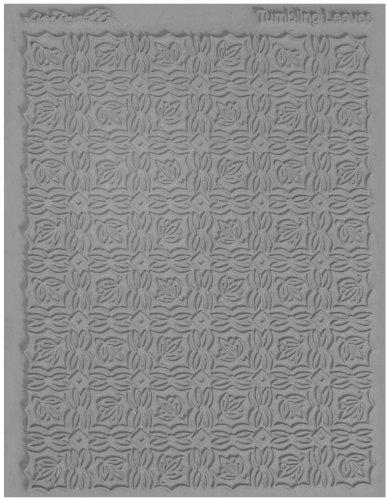 Lisa Pavelka Texture Stamp Tumbling Leaves (Style #041) by Lisa Pavelka