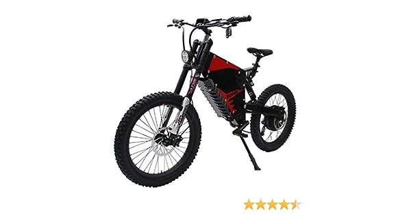 HYLH 72V 5000W FC-1 Potente Bicicleta eléctrica eBike Mountain con ...