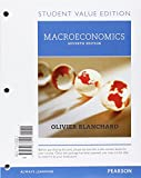Macroeconomics, Student Value Edition Plus MyEconLab with Pearson EText -- Access Card Package 7th Edition