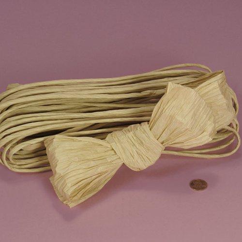 Ivory Twisted Paper, 4-1/2 X 25Yd 4-1/2 X 25Yd Paper Mart 4336867495