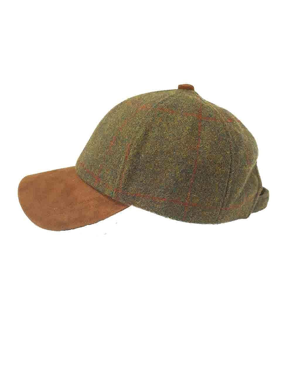 Powell Pheasant Tweed Baseball Cap
