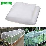 JN Greenhouse Protective Net Fruit Vegetables Care