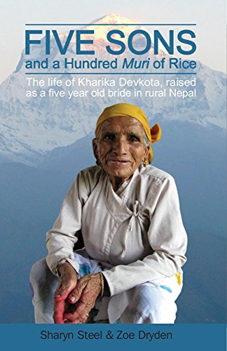(Five Sons and a 100 Muri of Rice: The story of a five year old bride in rural Nepal)