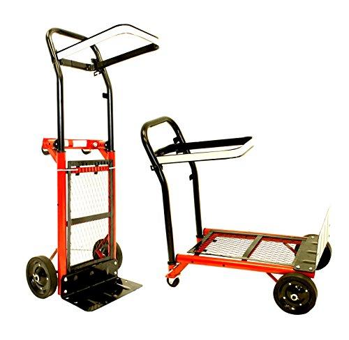 Sackkarre Stapelkarre Plattformwagen Transportkarre klappbar 120kg belastbar