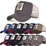 Brown Boys' Sports Hats & Caps