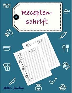 Mijn Receptenboek Het Handige Invulboek Voor Al Je Favoriete