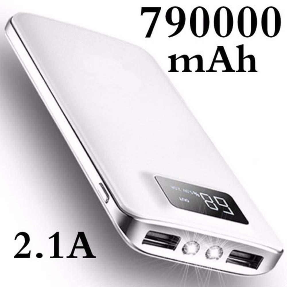 Cargador portátil de Viaje con Pantalla LCD de 790000 mAh ...