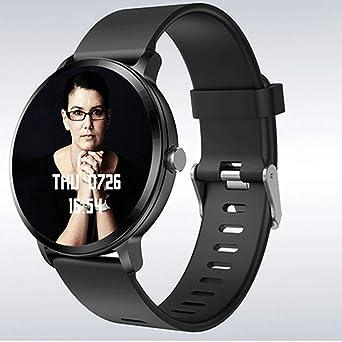 Amazon.com: Mens Smart Watch V11 Smart Blood Pressure Heart ...