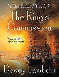 The King's Commission: An Alan Lewrie Naval Adventure (Alan Lewrie Naval Adventures Book 3)
