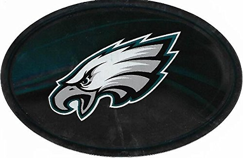 - NFL Philadelphia Eagles Metallic Team Logo Sticker