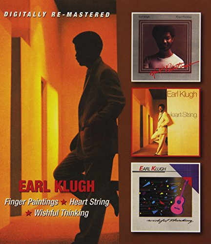 Earl Klugh - Finger Paintings / Heart String / Wishful Thinking (United Kingdom - Import, 2PC)