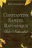 Constantine Samuel Rafinesque, Solo Naturalist, Don Amburgey, 1424112613