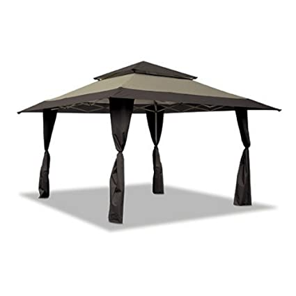 Amazon.com: Z-Shade Replacement Canopy Top Cover for Black/Khaki ...