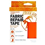 McNett Gear Aid Tenacious Tape Ultra Strong Flexible Outdoor Repairs Orange