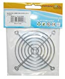 MASSCOOL 80mm Cooling Fan Guard/Grill, Pack of 2 (FG-2P-80MM)