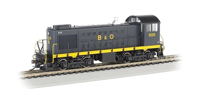 Bachmann Industries B and O 9129 ALCO S2 Diesel Locomotive Car