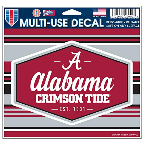 Wincraft Alabama Crimson Tide Official NCAA 4.5