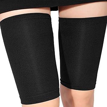 Calorías eDealMax elástico que adelgaza apagado pérdida de peso grasa del muslo de la pierna masajeador