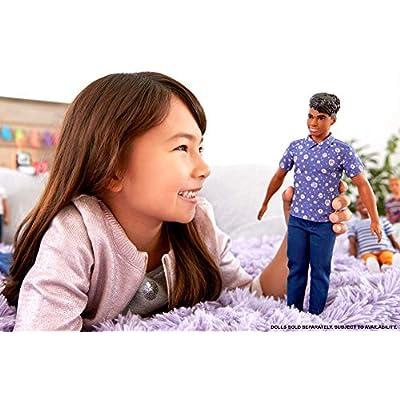Barbie Ken Fashionistas Doll 114, Preppy Florals: Toys & Games