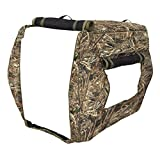 Classic Accessories 70-070-046501-RT Heritage Insulated Realtree Max-5 Camo Hunting Dog Kennel Jacket, Large