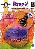Guitar Atlas Brazil Your Passport To A New World Of Music + Cd
