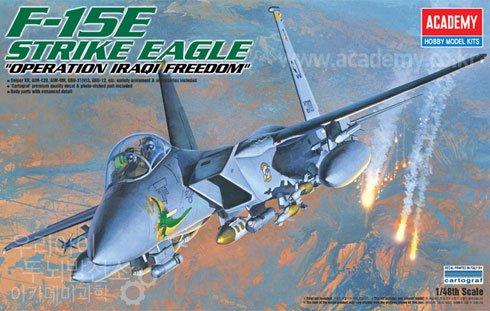 Academy F-15E Strike Eagle