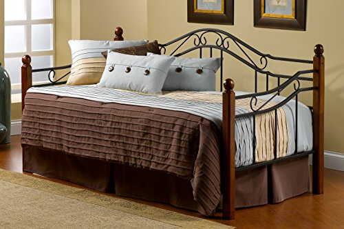 Hillsdale Furniture Hillsdale Madison Daybed, Twin, Black Cherry