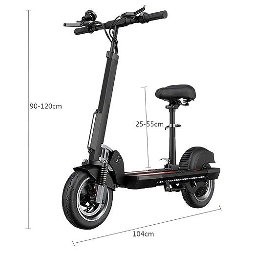 AK Scooter eléctrico plegable de 48V de moda, patinetes de ...