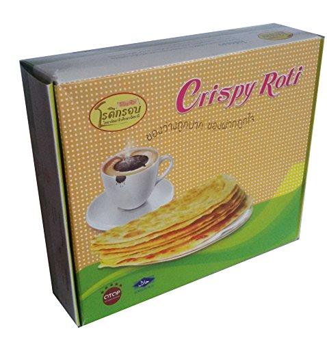 Crispy Roti Snack Original Flavor 140 G. (Roti Crispy)