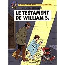 Blake et Mortimer 24 Le testament de William S.