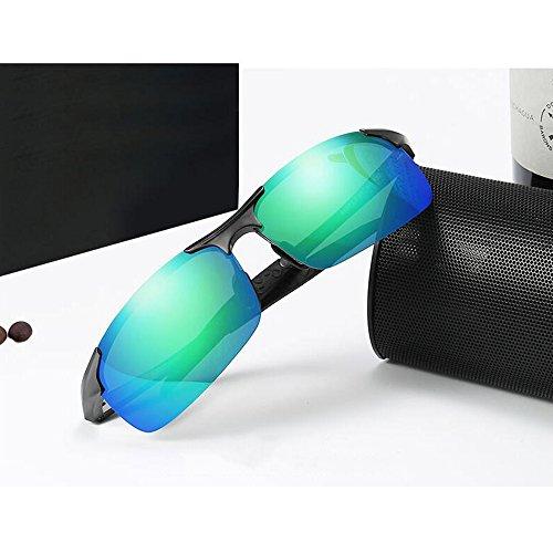 Sol Definición Reflejante Sol Personalizadas Hombre Anti Gafas De Polarizadas Color De Conducción UV De Alta Deporte De 8 Gafas 9 Anti sol Gafas YQQ De Gafas para Gafas de zqwO4aqx1