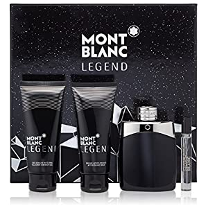MONTBLANC Legend 4-Piece Gift Set
