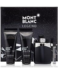 MONTBLANC Legend 4-Piece Gift Set