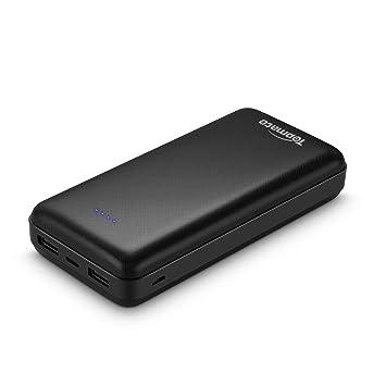 TopMate Cargador portátil Power Bank 20000 mAh Batería Externa con ...