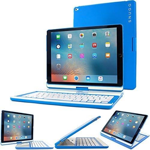 [해외]Snugg iPad Pro 키보드 백라이트 무선 블루투스 키보드 / Snugg iPad Pro 키보드 백라이트 무선 블루투스 키보드