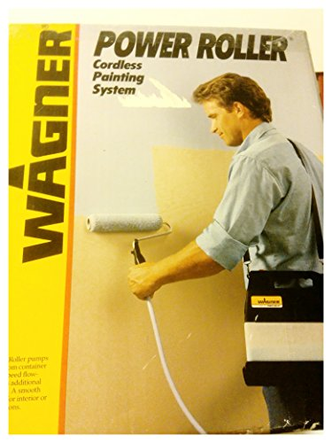 Wagner Power Roller Cordless Painting System (Powered Roller)