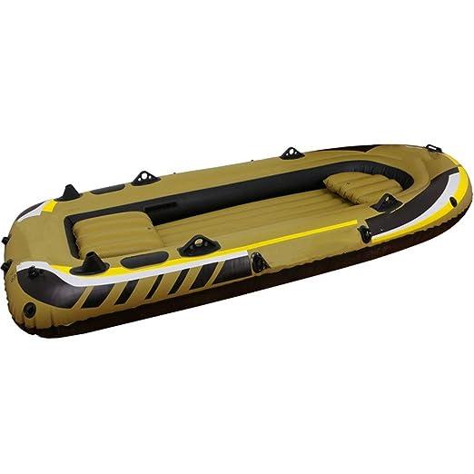 Kayak Barco inflable de pesca multifunción Barco de asalto ...