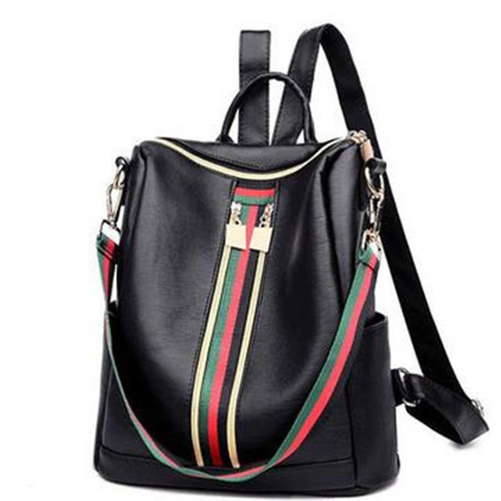 LIZHONG-SLT Women's Fashion Bag,Black,(Width 30cm Thickness 13cm high 33cm)