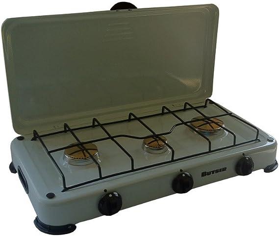 Cocina gas butano para diferentes tipos de bombona ...