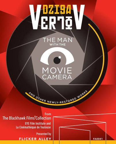 Dziga Vertov: The Man with the Movie Camera and Other Newly-Restored Works [Blu-ray] (Best Cinema Camera Under 10000)