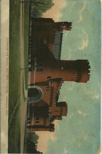 Amazon.com: Photo Reprint Gymnasium and Armory, Ohio State ...
