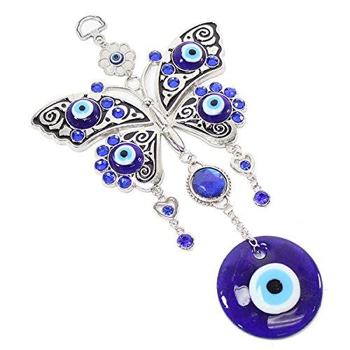 Blessing Wall Hanging - Turkish Blue Evil Eye (Nazar) 5
