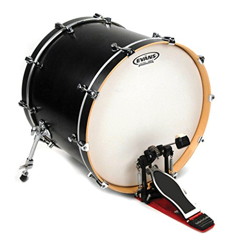 Evans Heads BD22G2CW 22-Inch G2 Coated Bass Drum Heads ()