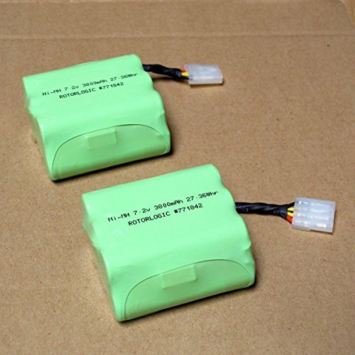 Neato XV series Replacement Batteries Extended 3800mAh