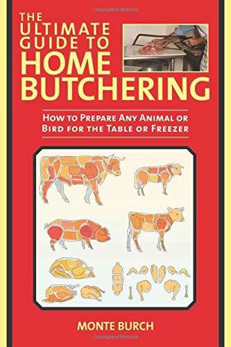 Ultimate Guide Home Butchering Prepare product image