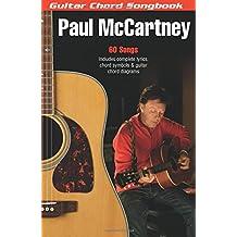 Paul McCartney: Guitar Chord Songbook (6 inch. x 9 inch.)