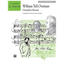 William Tell Overture: Sheet