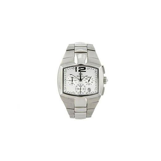 Breil bw0041 - Reloj, correa de acero inoxidable color plateado: Amazon.es: Relojes