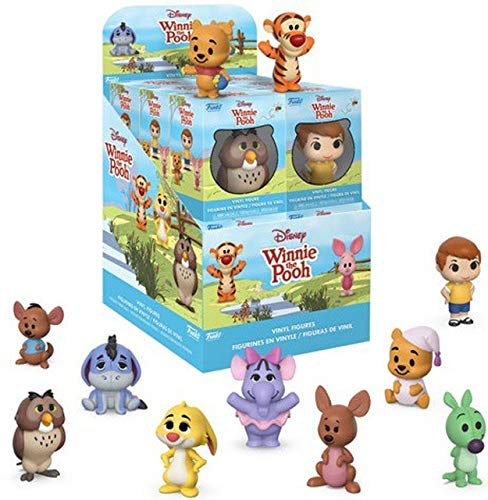 Funko Mini Vinyl Figures: Winnie The Pooh (one Mystery Figure)