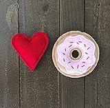 Donut Lover Organic Catnip Cat Toys